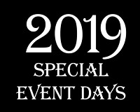 2019 special events