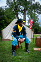People of the Plains-30 Buffalo Soldier